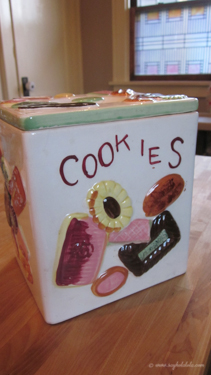 I have always wanted a cookie jar!
